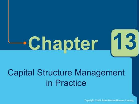 practical considerations capital structure Solar leases: legal considerations for property owners  project structures (cont) capital lease  practical considerations in.