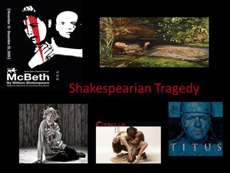 Macbeth Tragedy or Satire