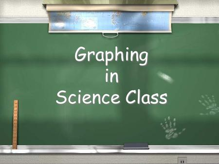 Graphing in Science Class