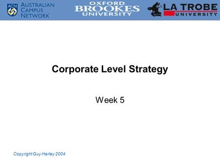 Corporate level diversification strategy harley davidson