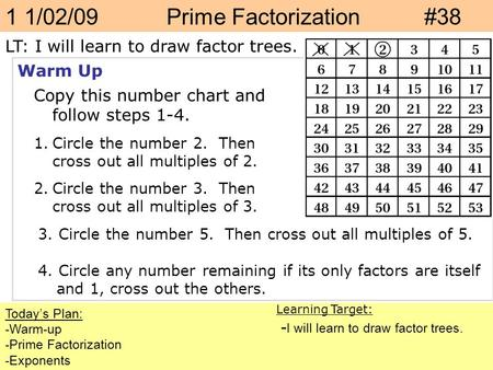 Prime And Composite Numbers  Ppt Download