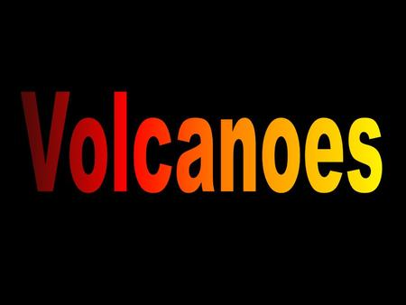 A volcano is a mountain or hill through which molten rock, also known as lava and gases, erupt.