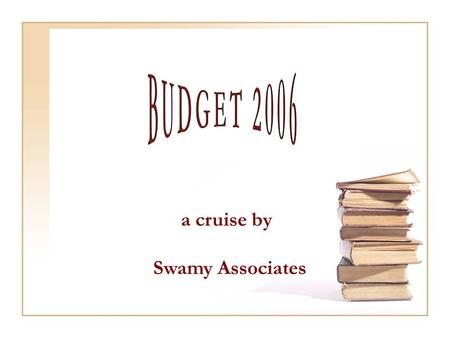 A cruise by Swamy Associates. SERVICE TAX Rate enhanced to 12 % (effective from the date of enactment) Education CESS remains. Service tax …