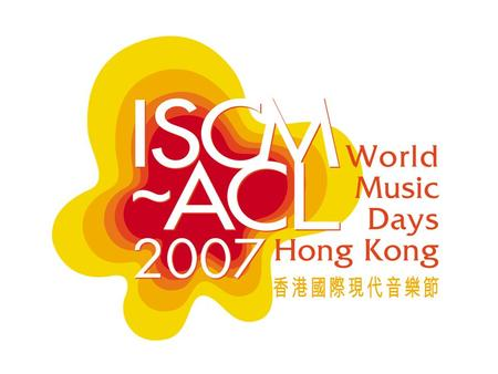 Hong Kong Composers' Guild Composers and Authors Society of Hong Kong Leisure & Cultural Services Department, HKSAR Co-presented by: