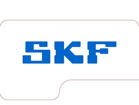 The SKF Group Half-year result, 2005 Tom Johnstone, President and CEO.