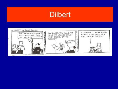 Dilbert. Next steps in the antenna fabrication process Create a dielectric surface. The antenna must sit on a dielectric or insulating surface,