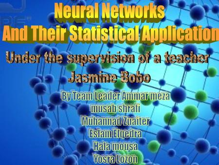 Outline What Neural Networks are and why they are desirable Historical background Applications Strengths neural networks and advantages Status N.N and.