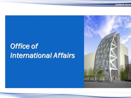 Office of International Affairs. Information on ARC and Work Permit.