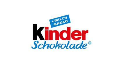 What is the product being sold? Kinderchocolate by Ferrero.