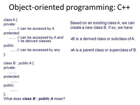 polymorphism in the c programming language essay The advantages of object-oriented programming using c++  polymorphism, overloading, and c++ both java and c++ are object oriented programming languages.