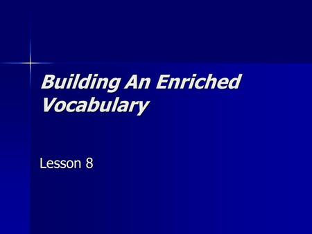 Building An Enriched Vocabulary Lesson 8. accede Verb Verb To yield to; to agree to. To yield to; to agree to. To enter upon an office or dignity. To.