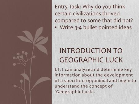 geographic luck How to use luck in a sentence example sentences with the word luck luck example sentences.