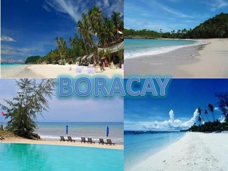 Map of Boracay Island. Weather in Boracay is generally divided into two seasonal weather patterns known locally as the Amihan and Habagat seasons. In.