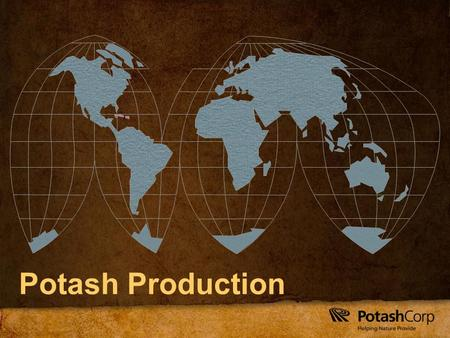 Potash Production. Froth Flotation Applied surface science Oil sands Wastewater Mineral benefaction.