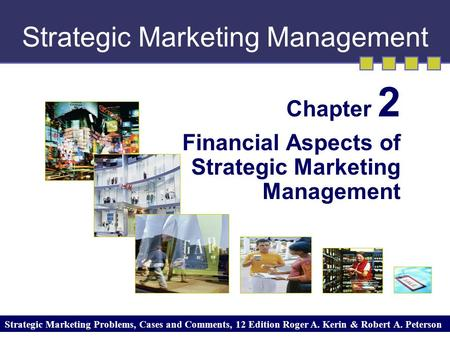 financial aspects of marketing management chapter 2 Chapter 2 - financial, managerial accounting and reporting  all aspects of accounts are governed by these two principles  management can compare current .