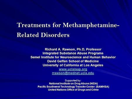 matrix model substance abuse pdf