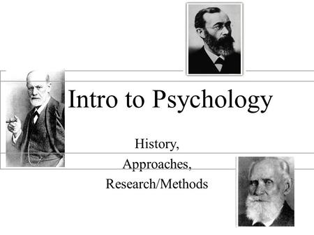 the historical development of psychology essay Psychology research papers famous psychologists - historical figure in psychology or philosophy research paper paper on a child development observation essay.