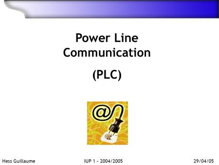 power line communication a green computing Journal of electrical and computer engineering - special issue on power-line communications: smart grid, transmission, and propagation archive volume 2013 the specifications g3-plc, prime, homeplug green phy, and homeplug av2, and the standards ieee 1901/19012 and itu-t ghn/ghnem are discussed.