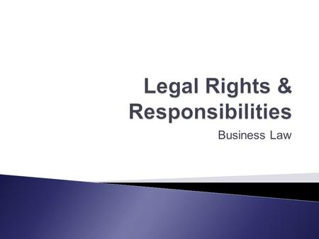 Business Law. Differentiate between ethical and legal behavior.  Compare ethical practices and legal behaviors.  Examine ethical dilemmas in business.