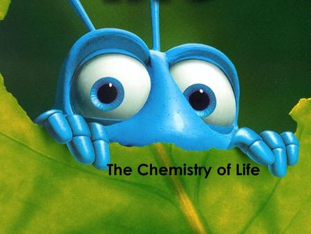 The Chemistry of Life. Up and Atom!  Basic Unit of Matter is the ATOM  100 million atoms is only 1 cm long!