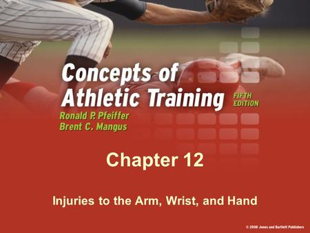Chapter 12 Injuries to the Arm, Wrist, and Hand. Anatomy Review The bones of the arm are the *, *, and *. The elbow is composed of three articulations,