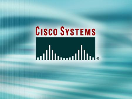 1 of 18 © 2003, Cisco Systems, Inc. All rights reserved. CCNA 4 v3.0: Module 1; 1.2.