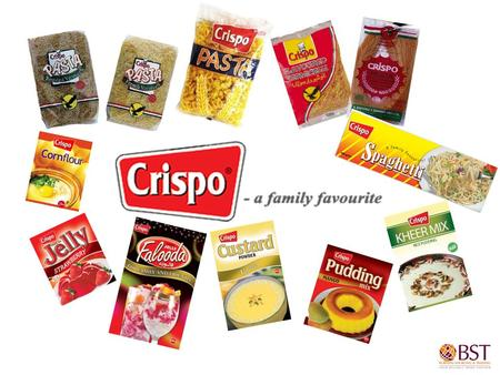 More than 50 years expertise in food business State of the art Swiss manufacturing plants Marketed in more than 400 cities of Pakistan More than 10 international.