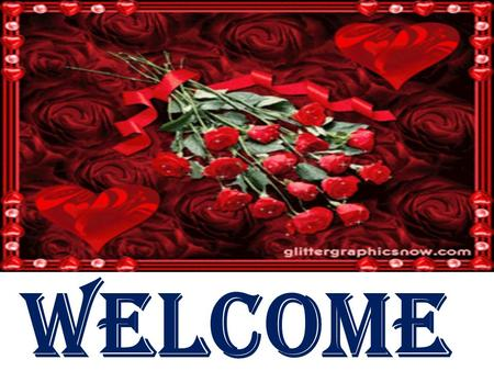 Welcome. Presented by Khondker Mohammad Zakir Hossain Assistant Teacher Khondker Shams Uddin Smrity High School Gopinath pur,Gopalgonj. Class:Nine Sub:English.