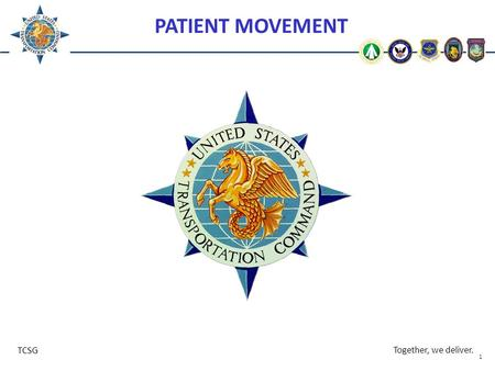 PATIENT MOVEMENT.