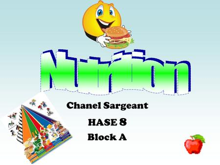 Chanel Sargeant HASE 8 Block A CARBOHYDRATES Body's main source of energy Fuels Muscles and brain Two different types of carbs: Simple, Complex Simple.