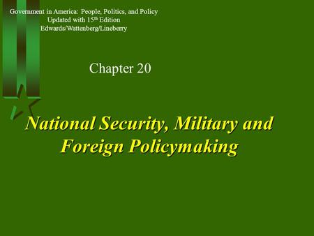 policy on government security pdf