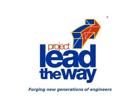 ® Forging new generations of engineers. Graphic Design.