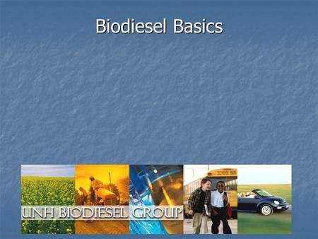 Biodiesel Basics. What is Diesel? Diesel is not a fuelDiesel is not a fuel Diesel is a compression ignited internal combustion engineDiesel is a compression.