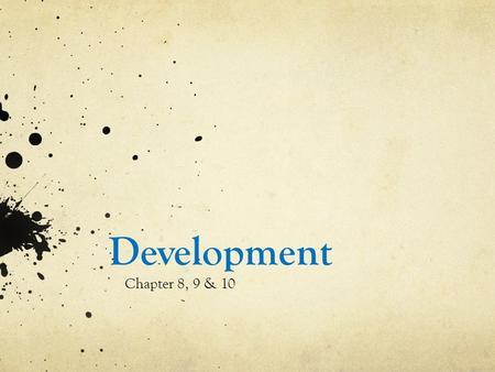 Intellectual Development In Adolescence Nature Vs Nurture