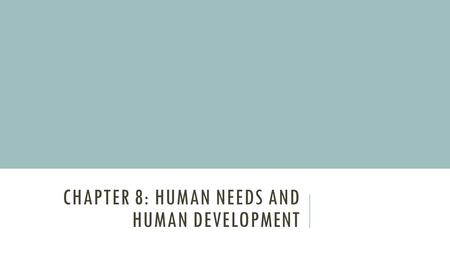 an overview of the human psychology and human development These are the sorts of questions we can try to answer through psychology: the science of human of psychology and get a quick overview of development of.