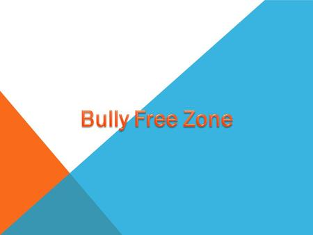 NEW JERSEY ANTI BULLYING BILL OF RIGHTS The Anti-Bullying Bill of Rights provides a strong and thorough definition of bullying. The bill's definition.