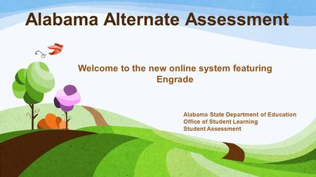 Alabama Alternate Assessment