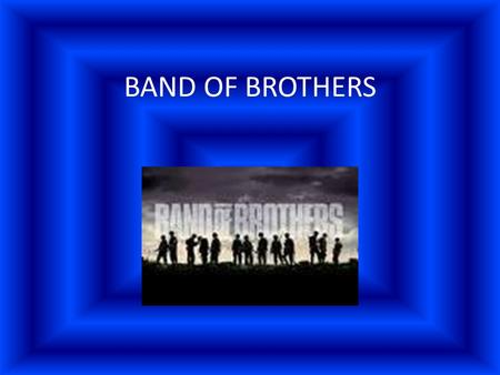BAND OF BROTHERS. Genre My book is a nonfiction memoir, because it is a true account of D-day, Point of view. My book is written in third person omniscient.