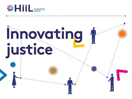 Designing online justice journeys for citizens: What (not) to do, and how to progress 2Corry van Zeeland HiiL | Tilburg University 8 May 2014.