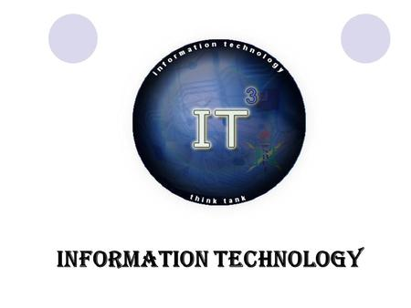 information technology in daily life 5 new technologies that will become a part of your everyday life  experts from  the information and communications technology sector were.