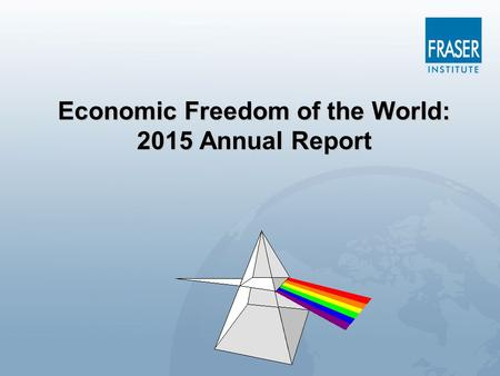 Economic Freedom of the World: 2015 Annual Report.