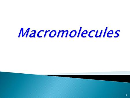 1.  CompoundsCARBON organic  Compounds that contain CARBON are called organic.  Macromoleculesorganic molecules  Macromolecules are large organic.