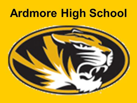 Ardmore High School. The mission of Ardmore High School is to provide appropriate learning opportunities that promote academic, physical, and ethical.