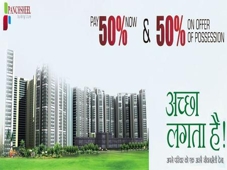 INTRODUCTION  Panchsheel Greens –II an ongoing residential apartment project at Sector 16 Greater Noida West.  The Project offers 2 and 3 NHK with the.