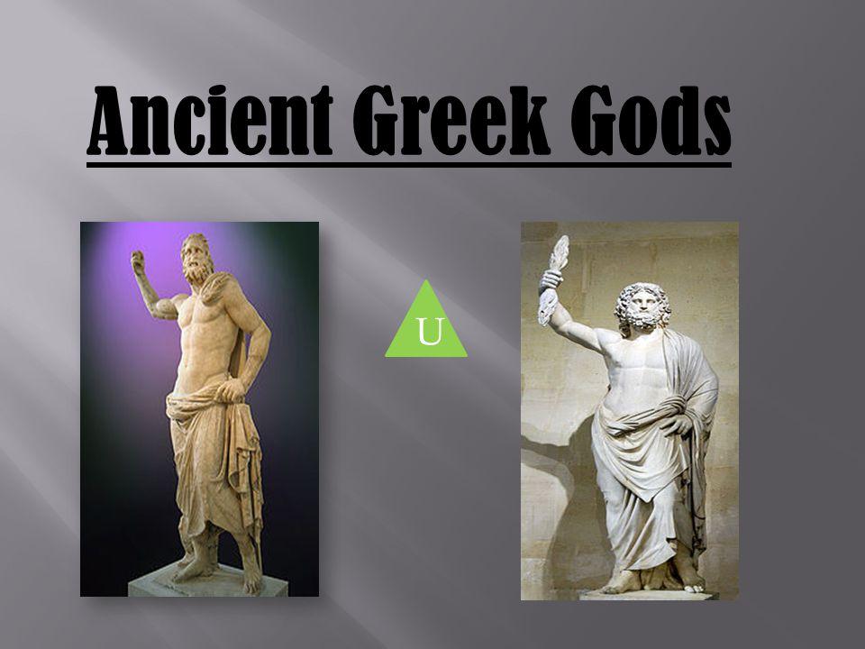 Ancient Greek Gods U