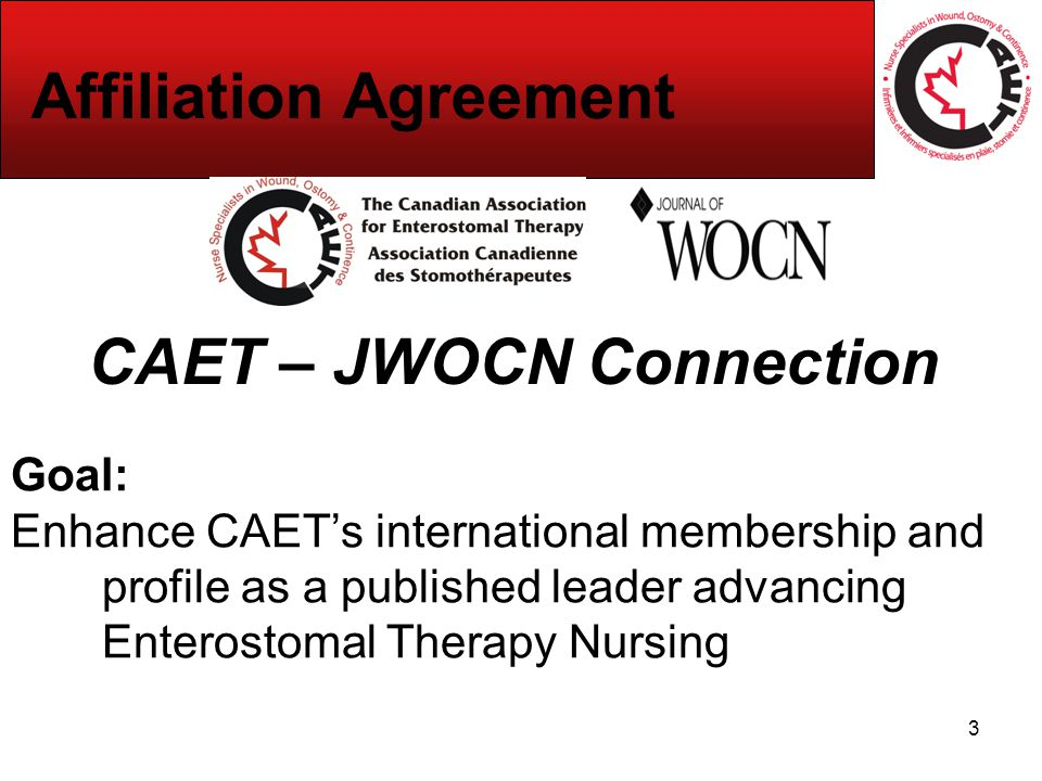Successes in 2011 10 submissions to JWOCN featuring: Education and policy development Education and practice Professional leadership Political action Clinical leadership 4