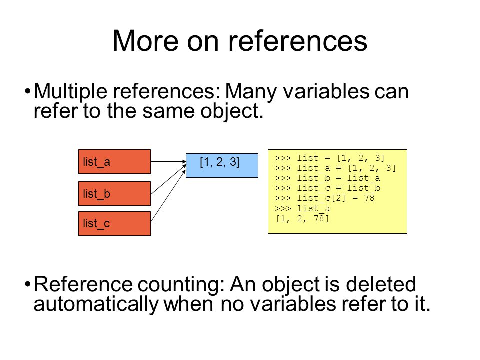 Datatypes Numbers Strings Boolean types Lists Tuples Others...