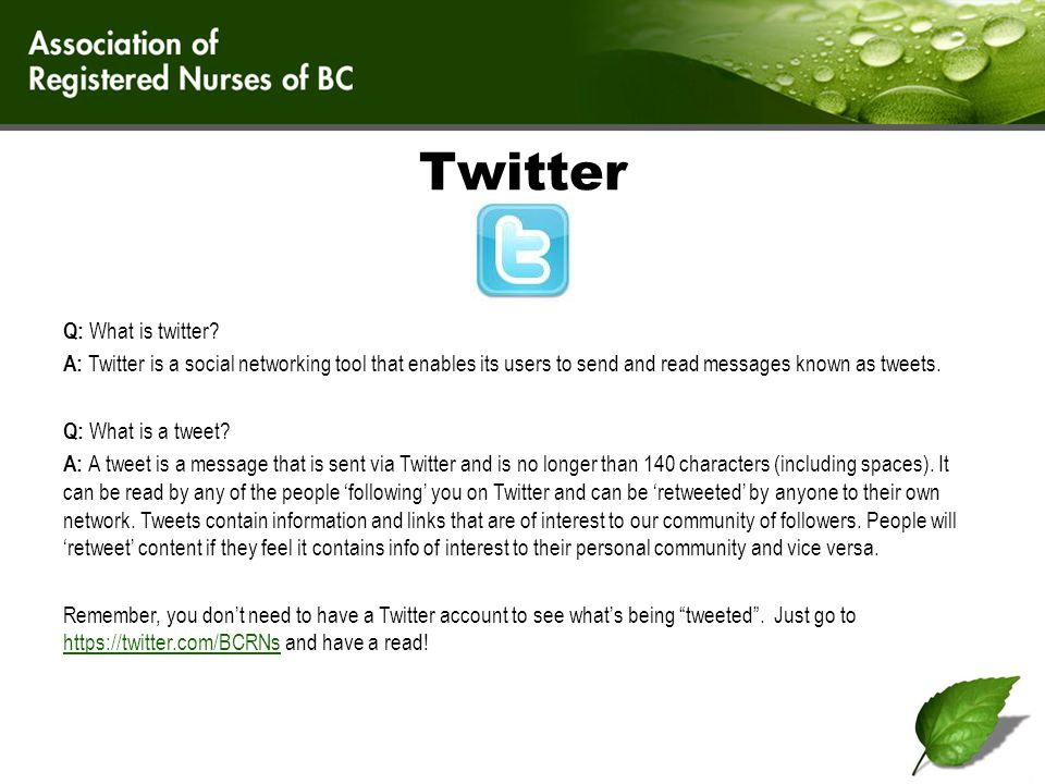 More Twitter.Still not convinced. Try it. Sign up for Twitter.