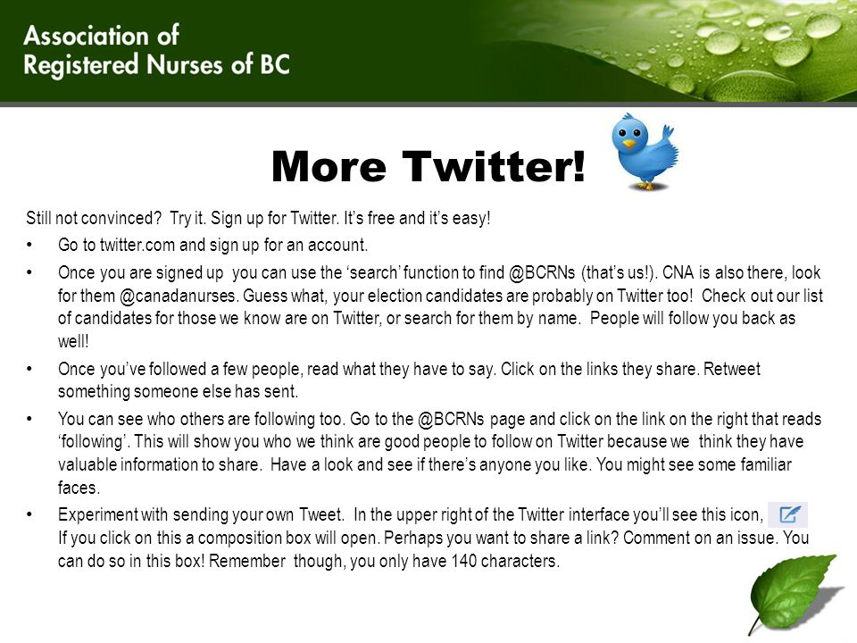 ARNBC's Twitter Feed