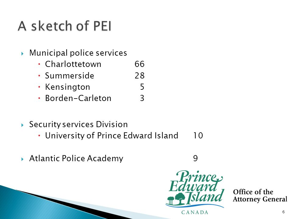 Municipal Police Services 7